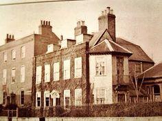 Kingsdene, Eltham, which formally stood on the sight of Eltham Swimming Baths 1901 Eltham Palace, Boy George, Vintage London, Whistler, East London, Baths, Childhood Memories, Nostalgia