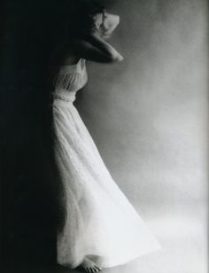 Lillian Bassman, 1954