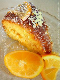 Watching What I Eat: Meyer Lemon & Limoncello Bundt Cake with Limoncello Glaze Bunt Cakes, Cupcake Cakes, Cupcakes, Just Desserts, Delicious Desserts, Healthy Desserts, Recipe Using Lemons, Meyer Lemon Recipes, Limoncello Recipe