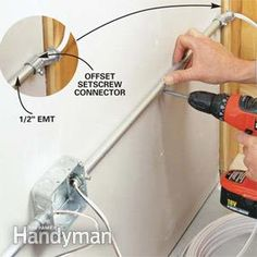 How to Wire a Garage (Unfinished) | The Family Handyman