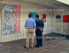 www.54-11.com GLOBAL@Argentina.com Venta de #containers #maritimos, venta de #contenedores #refrigerados y de #carga seca. Servicios de Comercio Exterior