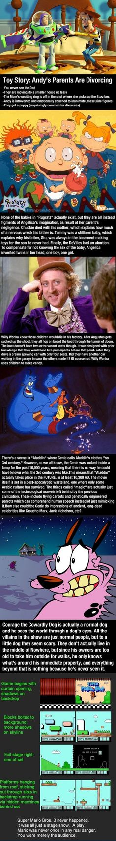 Things you did not know about your childhood | Things for Geeks