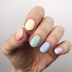 The biggest spring 2020 nail trends Nails, nail designs, nail art, nails acrylic, sns nails, sns nails colors, sns nails designs, sns dipping powder nails, sns nails colors spring #snsnails #nailart