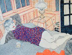 illustration, Hope Gangloff.