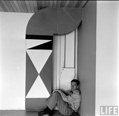 Charles Eames   LIFE magazine.