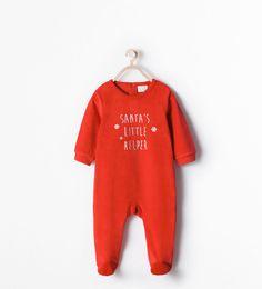 OMG this is too cute: Santa's Little Helper Zara