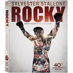 Go the distance with this Rocky Heavyweight collection, featuring all six knockout Rocky films including the first film with a stunning new master. Rocky: Heavyweight Collection (Rocky/Rocky II/Rocky III/Rocky IV/Rocky V/Rocky Balboa) [Blu-ray]. Sage Stallone, Stallone Rocky, Rocky Balboa, Tommy Morrison, Sylvester Stallone, Talia Shire, Hulk Hogan, Brigitte Nielsen, Rocky Film