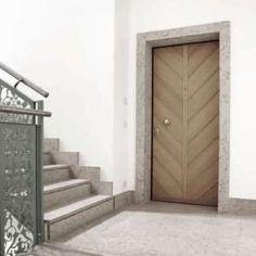 Modern Door, Evo, Tall Cabinet Storage, Garage Doors, Stairs, Outdoor Decor, Projects, Furniture, Home Decor