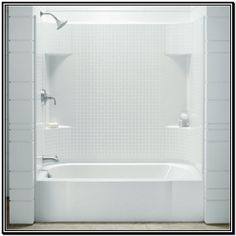 Tub Shower Enclosures Lowes
