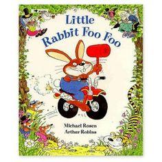 Little Rabbit Foo Foo   Illustrated Songs   Children's Books   Print Music & Books   West Music