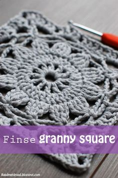 Bekijk de foto van jojo1411 met als titel Haakpatroon Finse granny square en andere inspirerende plaatjes op Welke.nl.