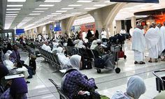 Pilgrims being tested for Ebola at Jeddah airport http://m.edarabia.com/pilgrims-being-tested-for-ebola-at-jeddah-airport/76623/