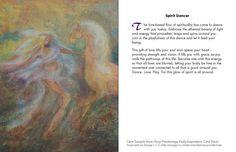 Spirit Dancer, Pony Ponderings, Inspiration Cards