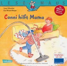 LESEMAUS, Band 52: Conni hilft Mama von Liane Schneider http://www.amazon.de/dp/3551089523/ref=cm_sw_r_pi_dp_20Pvub0CH4SEA
