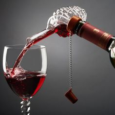 Grapevine In-bottle Wine Aerator