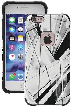 iphone(R) 6/6s urbanite(tm) select case (prism black & white)