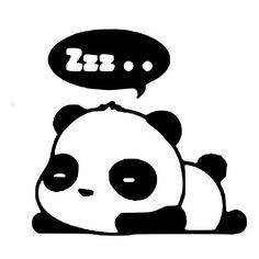 Cute Panda Drawings Panda Drawing I Made It Using Corel Draw