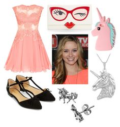 """""""Greer Grammer"""" by tiffany-obrien1214 on Polyvore featuring Accessorize, Kate Spade, Missguided and Journee Collection"""