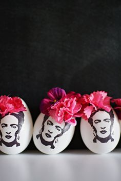 Frida Kahlo Easter E