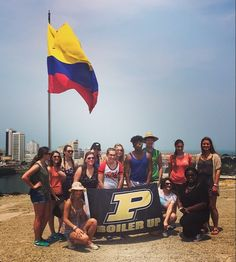 Purdue spring break trip in Cartagena Colombia !!  #studyabroad #springbreak16 #boilerup #colombia @lifeatpurdue by _l_i_s_a_m_a_r_i_e_