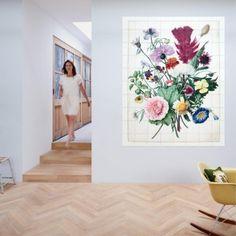 IXXI Bouquet of Flowers wanddecoratie
