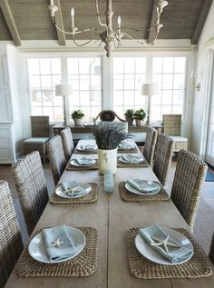 French Country design at its finest / Giannetti Home design services, via Velvet & Linen