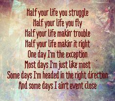 New music quotes lyrics country dierks bentley ideas Country Music Quotes, Country Music Lyrics, Country Songs, Good Music Quotes, Happy Quotes, Life Quotes, Great Song Lyrics, Song Lyric Quotes, Dierks Bentley Lyrics