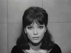 Anna Karina: wanting to cut my hair like this asap