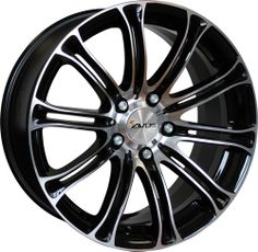 ACMB1 Black polished