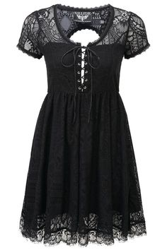 Bella Morte Lost Babydoll Dress [B] | KILLSTAR