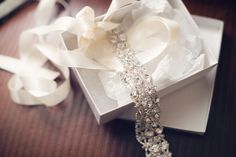 Sparkly Bridal Dress Sash