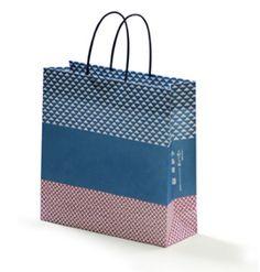 これ、誰がデザインしたの? : 小島屋オリジナルお手持ち袋