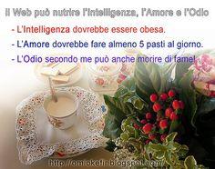 Pensieri positivi per nutrire intelligenza e amore