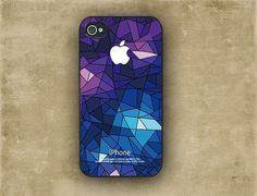 iPhone 5 case, iPhone 4 Case - Geometric