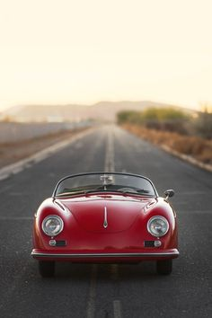 Used 1954 Porsche 356 Pre-A Speedster Stock # 22255 in Astoria, NY at Gullwing Motor Cars, NY's premier pre-owned luxury car dealership. Come test drive a Porsche today! Porsche 356 Speedster, Porsche Gt3, Porsche Cars, Retro Cars, Vintage Cars, Sport Cars, Race Cars, Automobile, Porsche Sports Car
