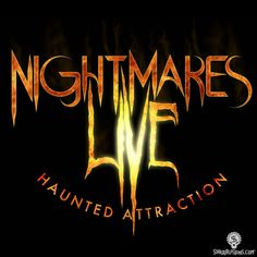Sinister Visions: Logo design and branding for haunted houses, haunted attractions, horror, Halloween and more