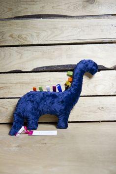 Dinozaur - granatowe żyrafki - Pakamera.pl 39zl