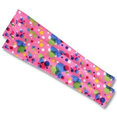 Pink Bubble Arm Warmers - Discontinued Print!