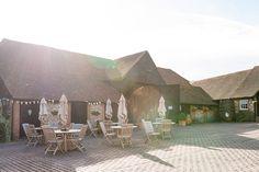 Old Luxters Barn wedding near Henley vineyard, winery