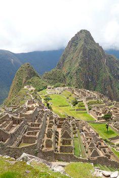 Um relato sobre um dia em Machu Picchu, no Peru. #machupicchu #peru #americadosul #mochilão