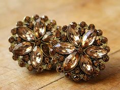 Turning Beautiful Beads Into Stunning Earrings Tutorial