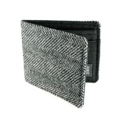 Vintage Wool Suit Wallet  (I want this so bad but it's sold out booooo!)