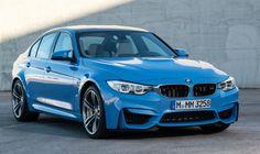 BMW estreia M3 2015 no Brasil; saiba preço +http://brml.co/1AcM2h7