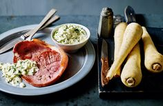 Parsnip And Apple Remoulade