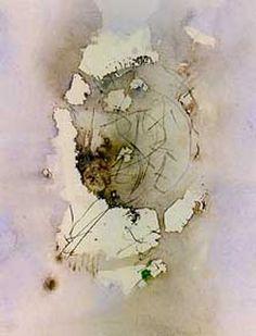 Wols / Ohne Titel Abstract Expressionism, Abstract Art, Art Informel, Tachisme, German, Paintings, Artists, Modern, Art
