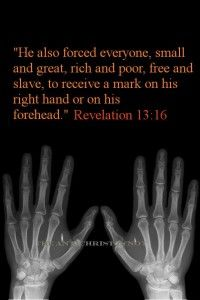 RFID-Chips! The Mark Of The Beast! NEVER FALL FOR THIS & ACCEPT IT! I PROMISE YOU IT WOULD BE THE BIGGEST MISTAKE OF YOUR LIFE!