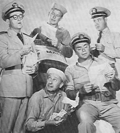 Yes I watched McHales Navy...and I liked it!