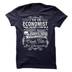 I am an Economist T Shirts, Hoodies Sweatshirts. Check price ==► https://www.sunfrog.com/LifeStyle/I-am-an-Economist-18489773-Guys.html?57074