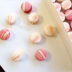 Caramel goodness for the macaron lovers out there. Nectar and Stone #nectarandstone