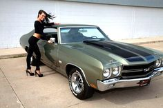 Pick OF The Day: 1970 Chevrolet Chevelle SS Click to Find out more - http://fastmusclecar.com/best-muscle-cars/pick-of-the-day-1970-chevrolet-chevelle-ss/ COMMENT.